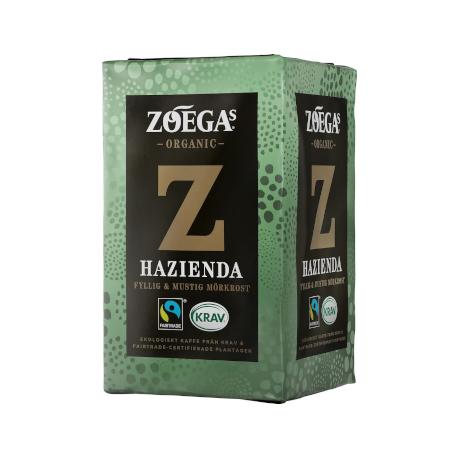 Zoegas Hazienda Økologisk Fairtrade